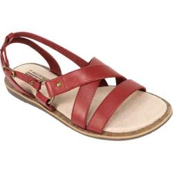 Women's Cliffs by White Mountain Vivica Red Burnished Smooth