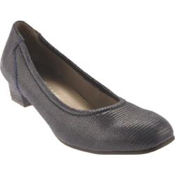 Women's David Tate Supreme Navy Lizard