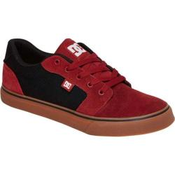 Men's DC Shoes Anvil Red/Black