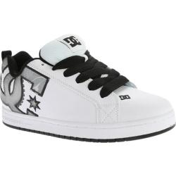 Men's DC Shoes Court Graffik SE White/Black/White