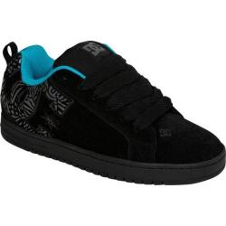 Men's DC Shoes Court Graffik SE SD Black Print