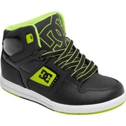 Boys' DC Shoes Destroyer Hi SE Black Acid
