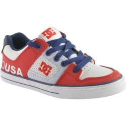 Boys' DC Shoes Pure Red/Blue