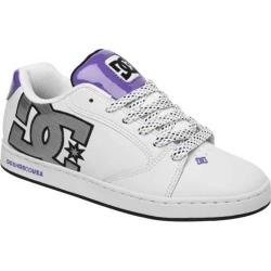 Women's DC Shoes Raif SE White/Black/Velvet Purple