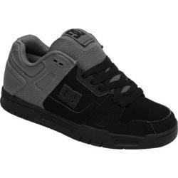 Men's DC Shoes Stag Black/Battleship/Black