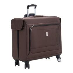 Delsey Helium Breeze 4.0 Spinner Trolley Garment Bag Brown