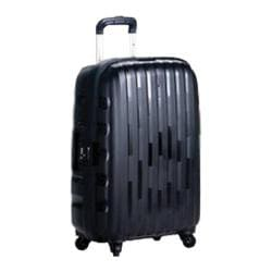 Delsey Helium Colours 26in 4 Wheel Trolley Black