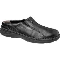 Men's Drew Gabriel Black Tumbled Leather