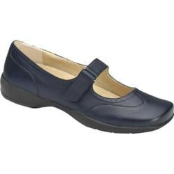 Women's Drew Isabel Navy Leather