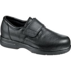 Men's Drew Easy II Black Pebbled Leather