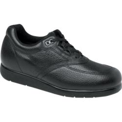 Men's Drew Expedition II Black Pebbled Leather