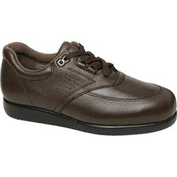 Men's Drew Expedition II Brown Pebbled Leather