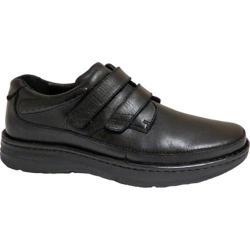 Men's Drew Mansfield Black Leather