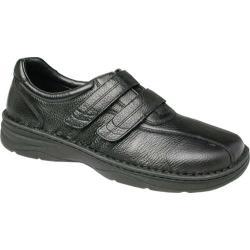 Men's Drew Whitehall Black Tumbled Leather