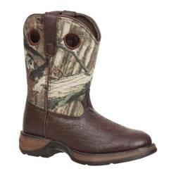 Boys' Durango Boot BT250 8in Lil' Durango Brown/MOBU Infinity