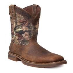 Men's Durango Boot DB4170 11in Workin' Rebel Nicotine/MOBU Infinity