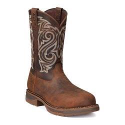 Men's Durango Boot DB4304 11in Workin' Rebel Nicotine/Chocolate