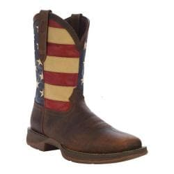 Men's Durango Boot DB5554 12in Rebel Dark Brown