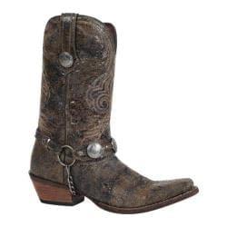Men's Durango Boot DB5598 12inGambler Concho Harness Distressed Calico