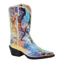 Girls' Durango Boot DWBT007 8.5in Lil' Durango Rainbow Rainbow