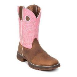 Women's Durango Boot RD3474 10in Flirt Tan/Pink