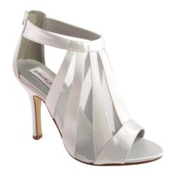 Women's Dyeables Lotus White Satin