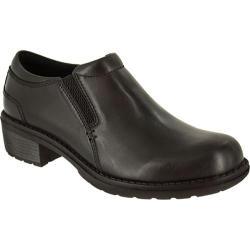 Women's Eastland Double Down Black Full Grain Leather