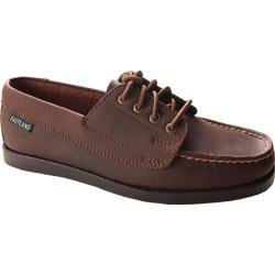 Men's Eastland Falmouth Bomber Brown Leather