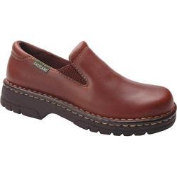Women's Eastland Newport Brown Leather