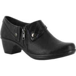Women's Easy Street Darcy Black/Black Croco