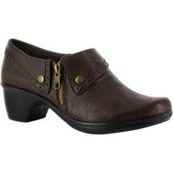 Women's Easy Street Darcy Brown/Perf