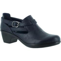 Women's Easy Street Scallion New Navy Polyurethane