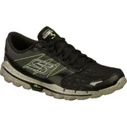 Men's Skechers GOrun 3 Black/Lime