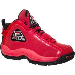 Men's Fila 96 Fila Red/Black/Metallic Silver
