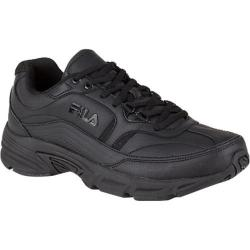 Men's Fila Memory Workshift Black/Black/Black