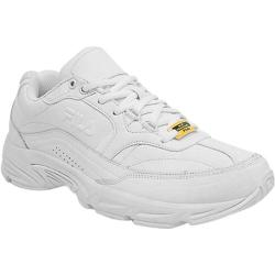 Men's Fila Memory Workshift White/White/White