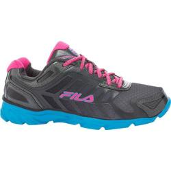Women's Fila Memory Aerosprinter 2 Dark Shadow/Atomic Blue/Pink Glo