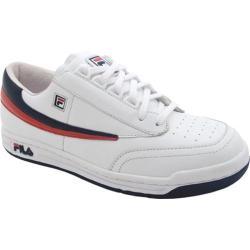 Men's Fila Original Tennis White/Peacoat/Chinese Red