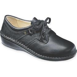 Finn Comfort Soft 96101 Black Spona Rind
