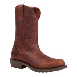 Men's Georgia Boot G003 11in Carbo-Tec Wellington Copper Full Grain Leather
