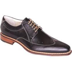 Men's Giovanni Marquez R2322 Nero Leather