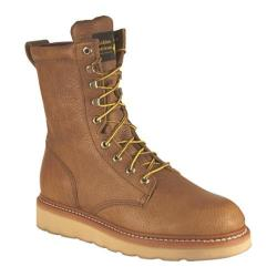 Men's Golden Retriever Footwear 08059 Full Grain Oil Tan Leather