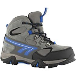 Boys' Hi-Tec Nepal WP Jr Charcoal/Blue/Black