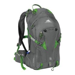 High Sierra Moray 22L Charcoal/Kelly