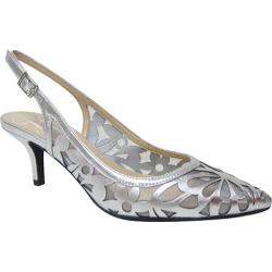Women's J. Renee Genie Silver Leather