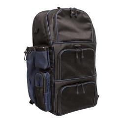Mobile Edge Deluxe Baseball/Softball Gear Bag Black/Blue