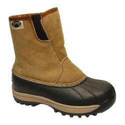 Women's Superior Boot Co. Pull-on Shearling Duck Tan