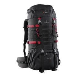 Caribee Pulse 65L Rucksack Black