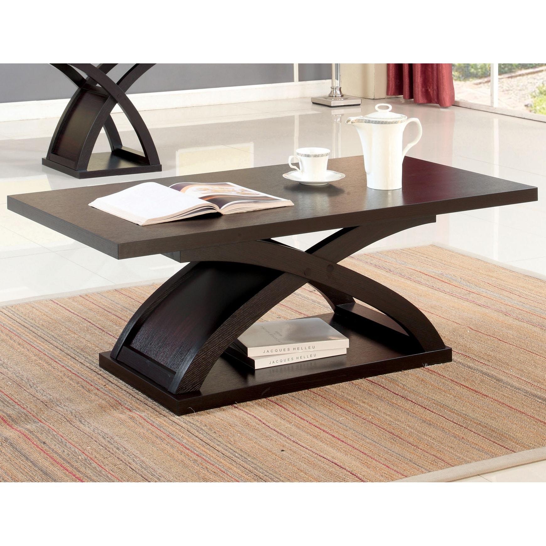 Barkley Console Table: Mid-Century Coffee, Sofa & End Tables