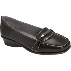 Women's Aerosoles Medley Black Leather